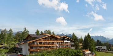 Wellnessurlaub - Natur & Spa Hotel Lärchenhof