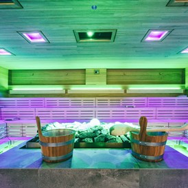 Wellnesshotel: Eventsauna - Wellnesshotel Warther Hof