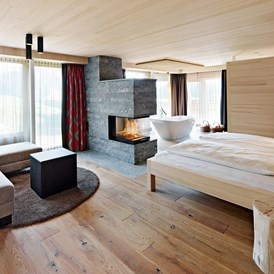 Wellnesshotel: Suite Naturkraft - Wellnesshotel Warther Hof