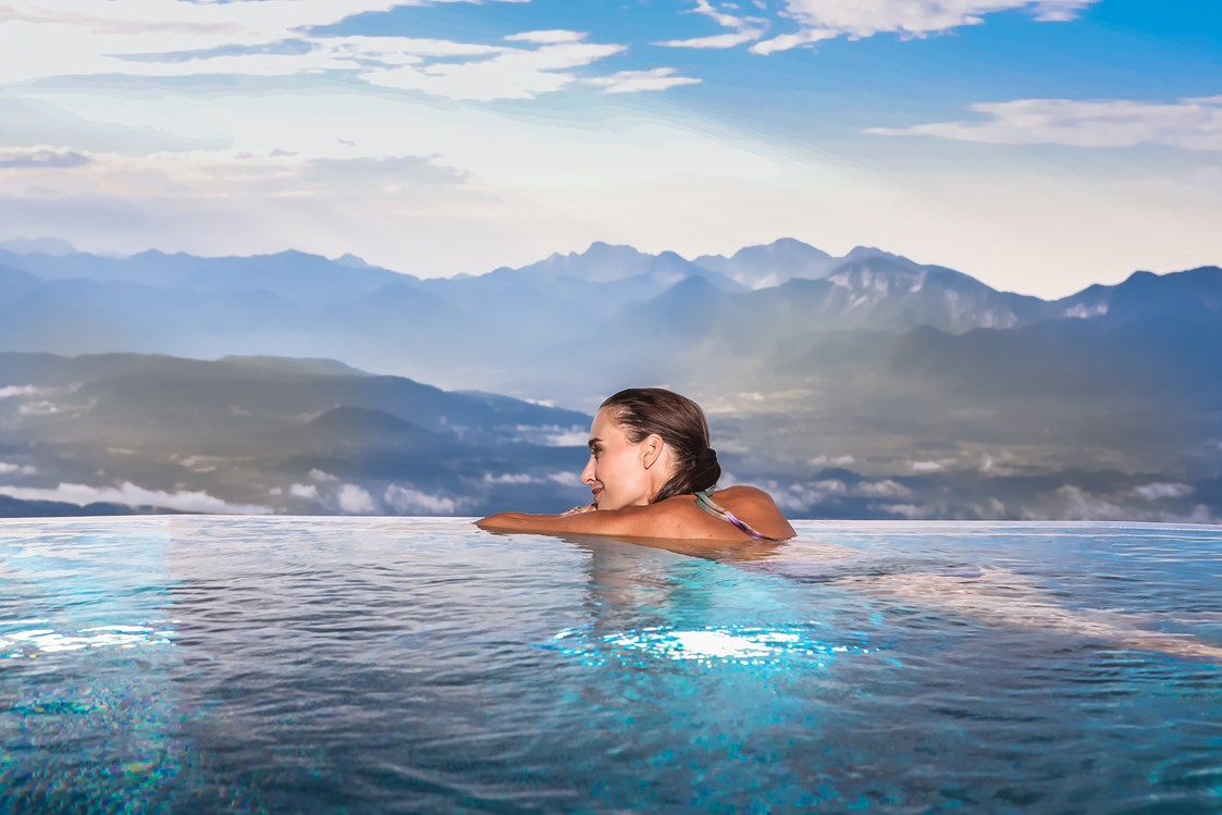 Wellnesshotel: Skypool - Feuerberg Mountain Resort