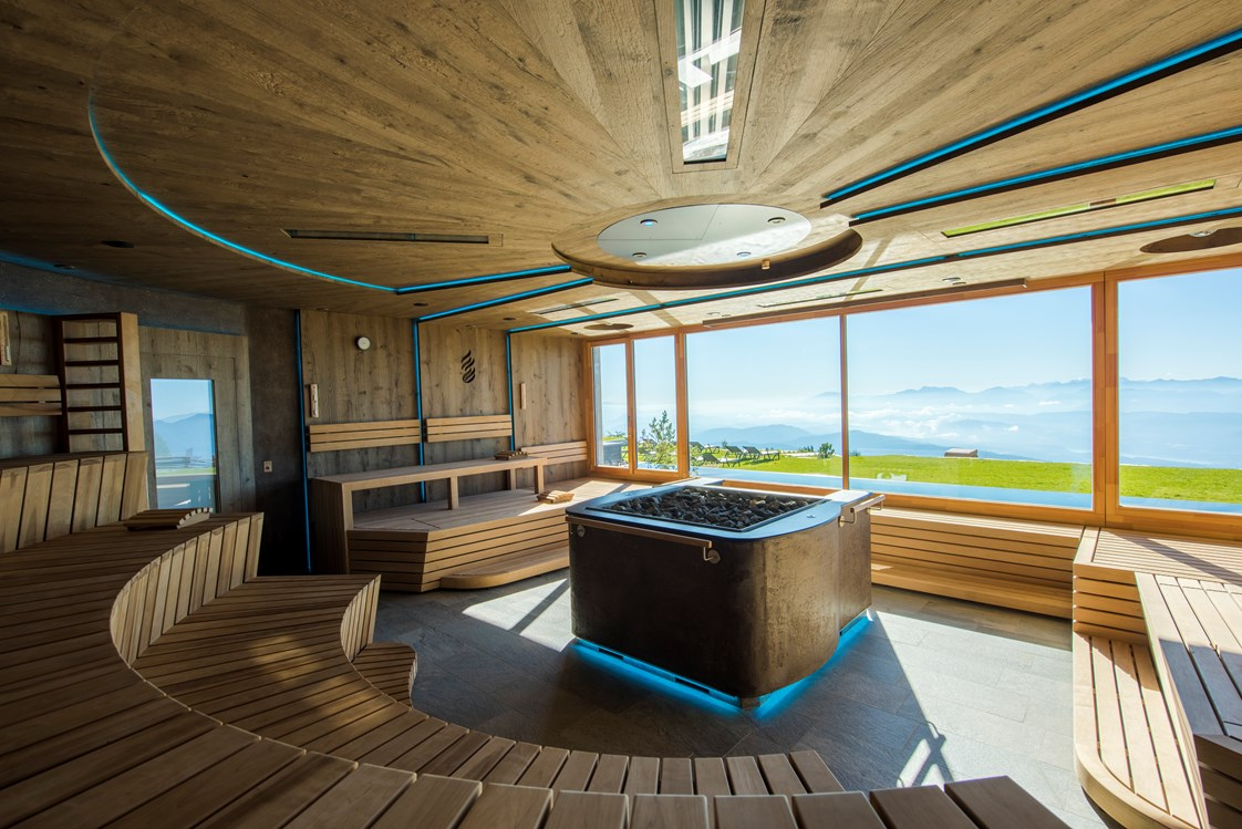 Wellnesshotel: Konzertsauna - Feuerberg Mountain Resort