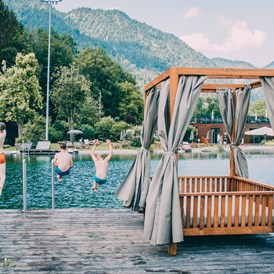 Wellnesshotel: Naturbadesee - POST Family Resort