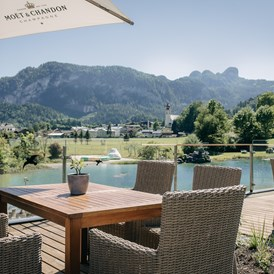 Wellnesshotel: Sonnenterrasse  - POST Family Resort