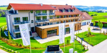 Wellnessurlaub - Landrefugium Obermüller