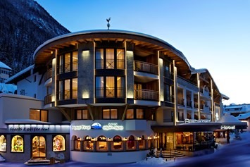 Wellnesshotel: Hotel Tirol Alpin SPA