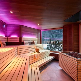 Wellnesshotel: Panorama Event Sauna Outdoor - Adler Inn - ADLER INN Tyrol Mountain Resort