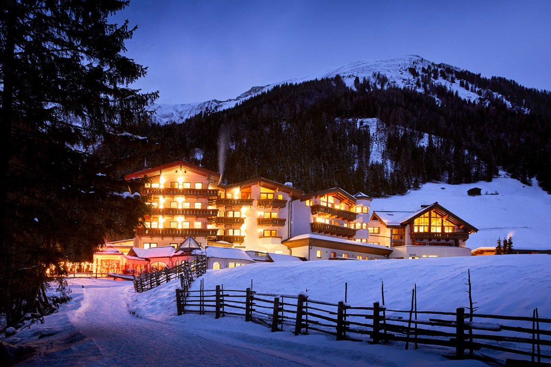 Wellnesshotel: Resort inmitten der Natur  - Adler Inn - ADLER INN Tyrol Mountain Resort