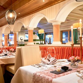 Wellnesshotel: Restaurant  - Adler Inn - ADLER INN Tyrol Mountain Resort