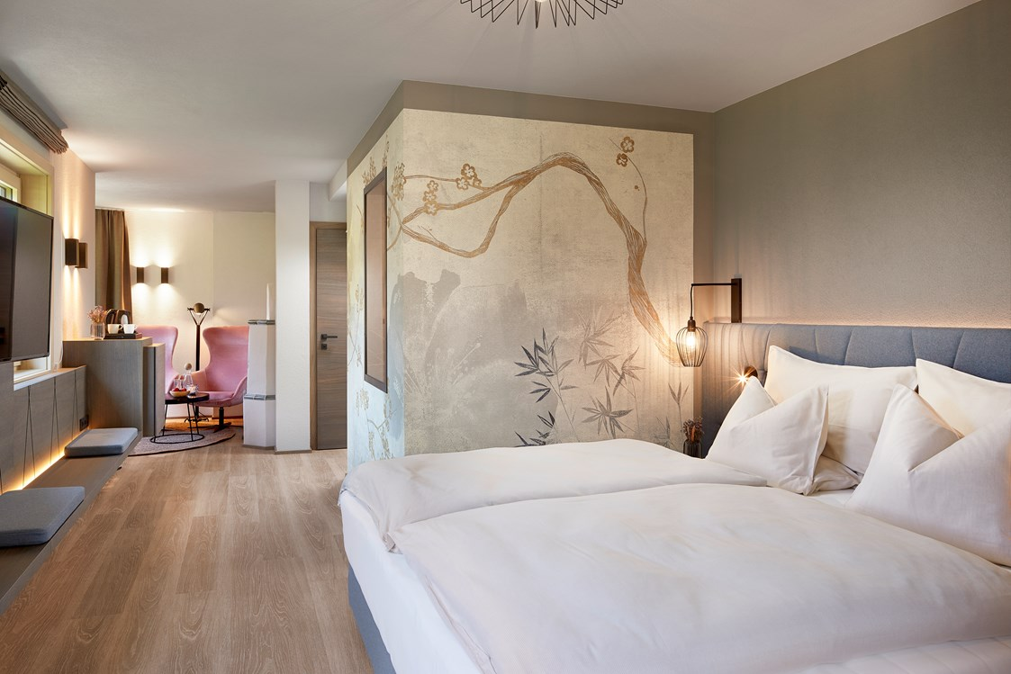 Wellnesshotel: Suite Mountain Spirit - Adler Inn - ADLER INN Tyrol Mountain Resort