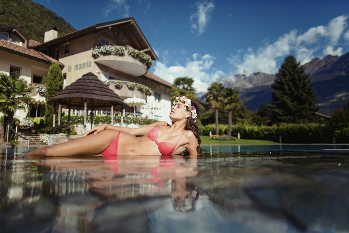 Wellnesshotel: La Maiena Meran Resort