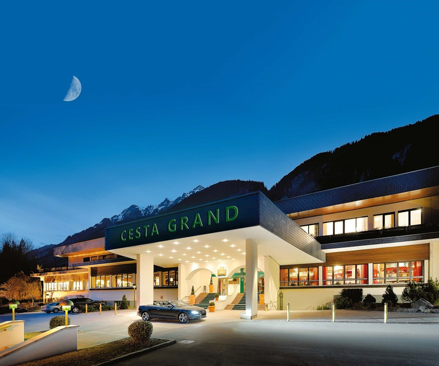 Wellnesshotel: CESTA GRAND Aktivhotel & Spa Außenansicht - CESTA GRAND Aktivhotel & Spa