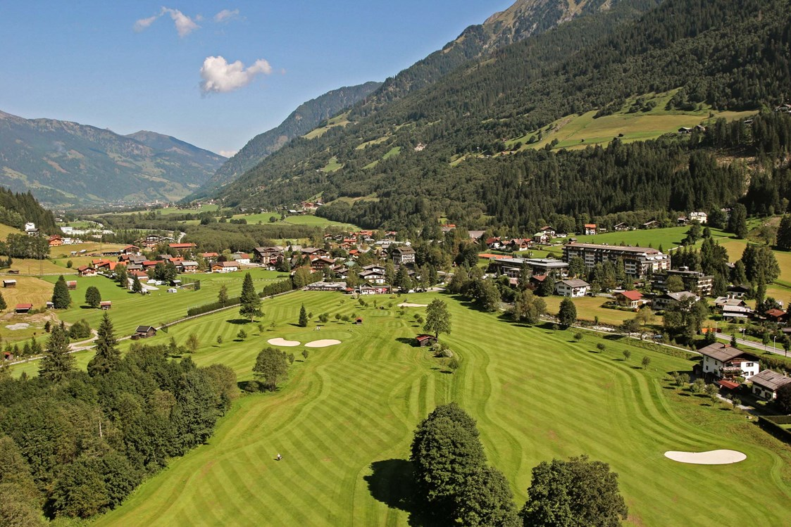 Wellnesshotel: CESTA GRAND direkt am Golfplatz Gastein - CESTA GRAND Aktivhotel & Spa