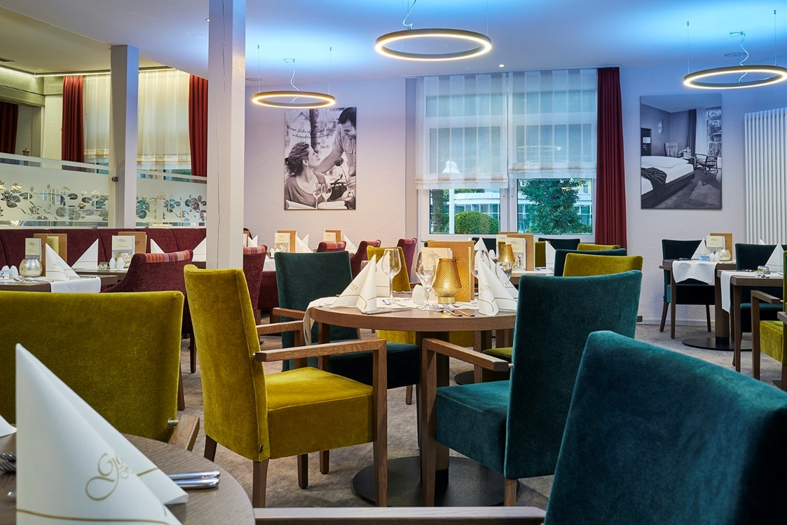 Wellnesshotel: Restaurant - Göbel's Hotel AquaVita
