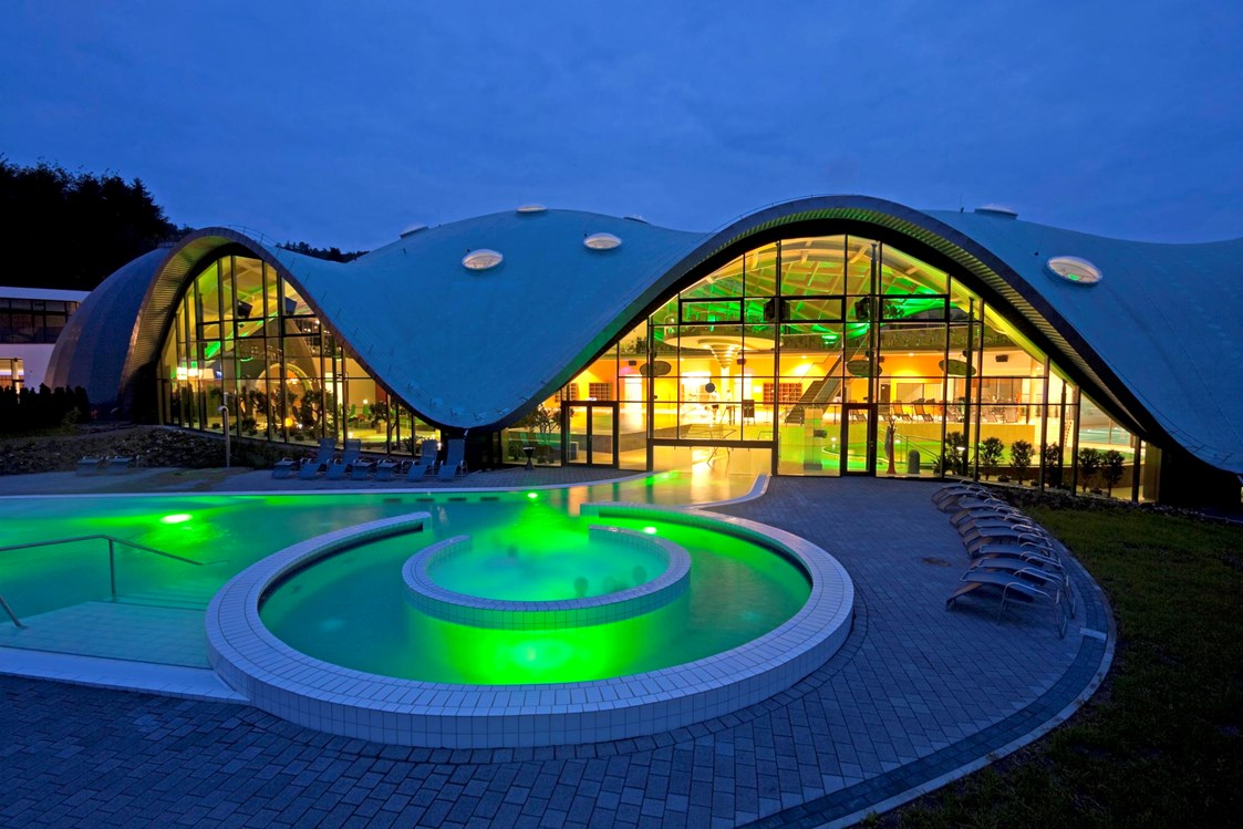 Wellnesshotel: Toskana Therme Bad Orb  - Hotel an der Therme Bad Orb