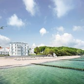 Wellnesshotel - Grand Hotel Heiligendamm
