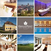 Wellnesshotel - Kreuz-Post Hotel-Restaurant-Spa
