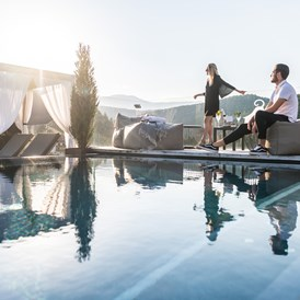 Wellnesshotel: Sky POOL  - ABINEA Dolomiti Romantic SPA Hotel