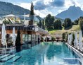 Wellnesshotel: Panorama Sky POOL - ABINEA Dolomiti Romantic SPA Hotel