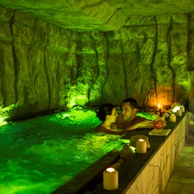 Wellnesshotel: Sole Grotte - ABINEA Dolomiti Romantic SPA Hotel