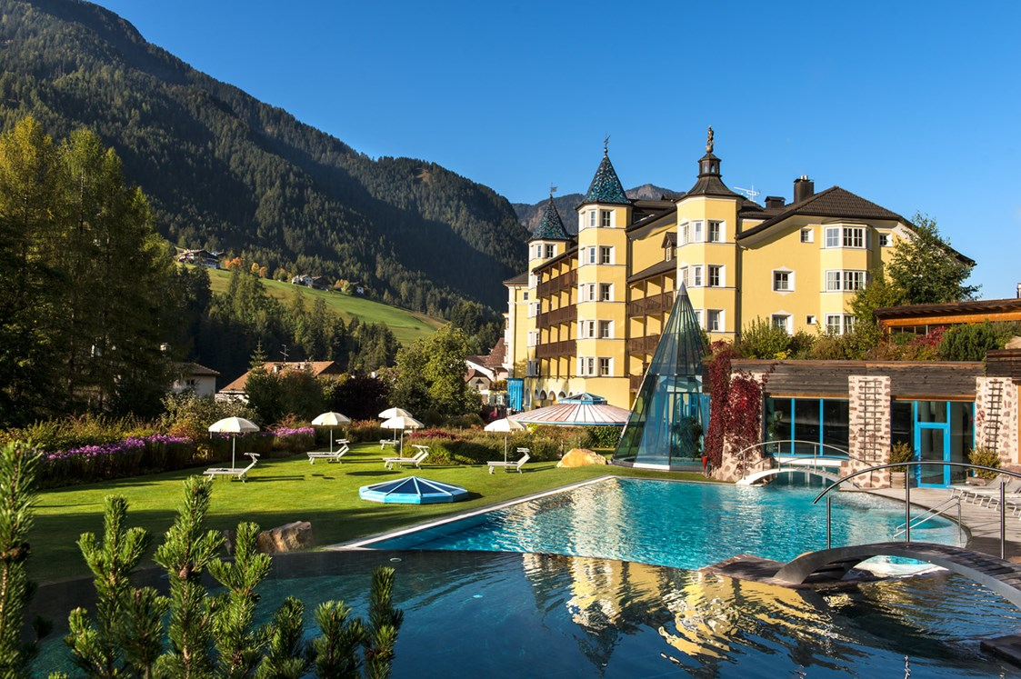Wellnesshotel: ADLER Spa Resort DOLOMITI