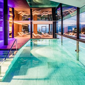 Wellnesshotel: Hotel Sonnenberg Indoorpool - Alpine Spa Resort Sonnenberg