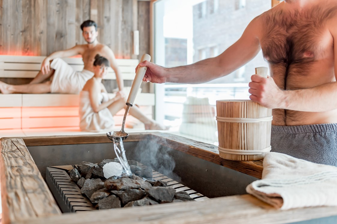 Wellnesshotel: Eventsauna - Aktiv- & Wellnesshotel Bergfried