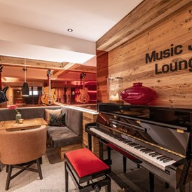 Wellnesshotel: Music Jam Lounge - Aktiv- & Wellnesshotel Bergfried